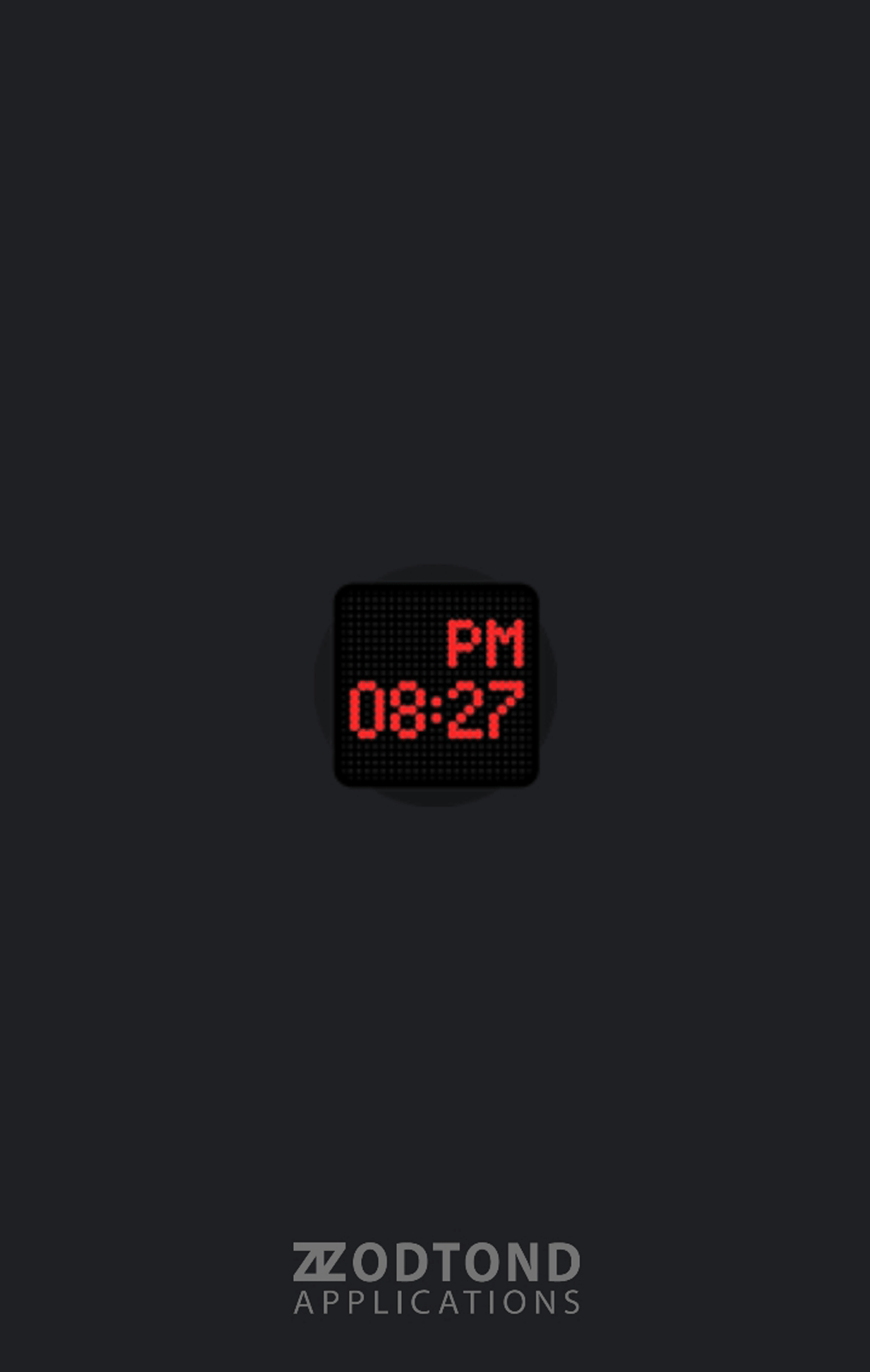 تصویر 1 ساعت دیجیتال
