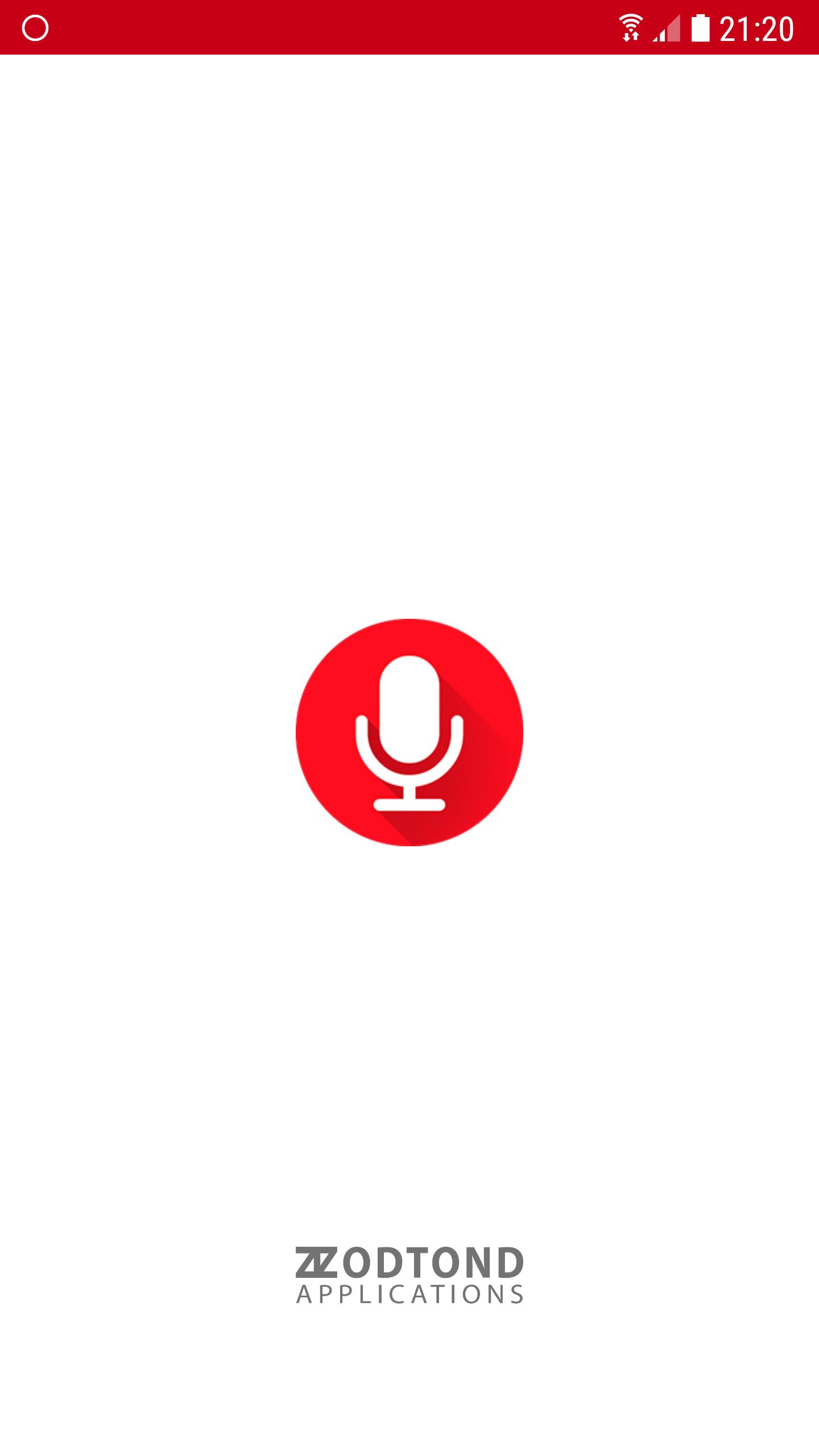 تصویر 1 ضبط صوت و تماسهای تلفنی